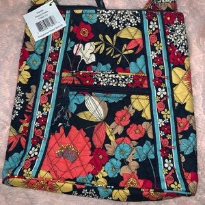 Vera Bradley Hipster bag - Happy Snails (disc) NWT